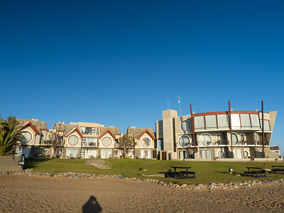 The Beach Lodge in Swakopmund