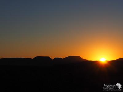 Morning in Twfelfontein