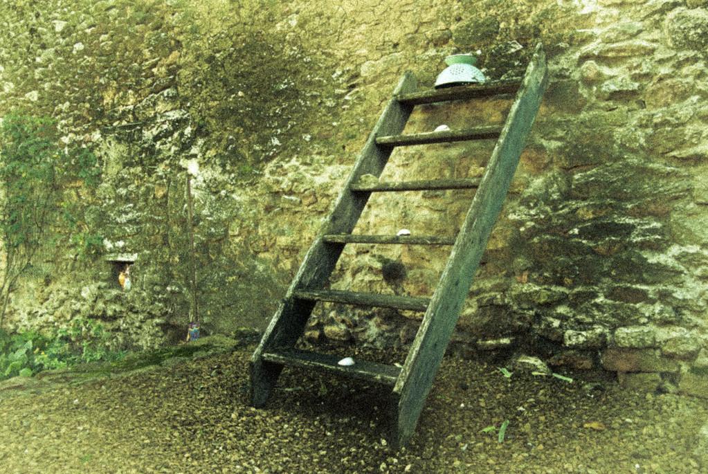 La vieille échelle d'Immonville