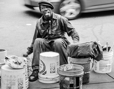 Fifth Avenue Drummer