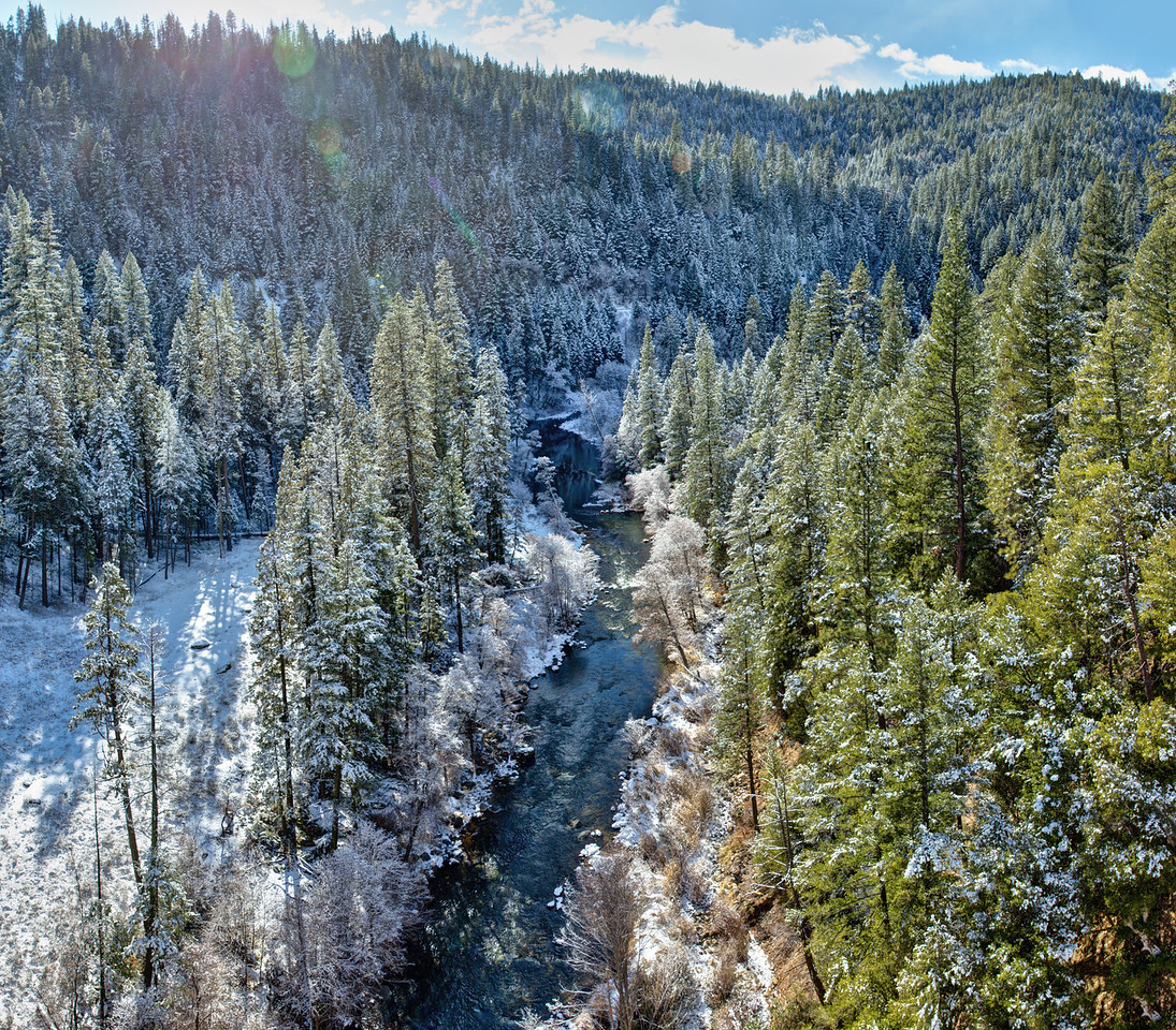 Spanish Creek