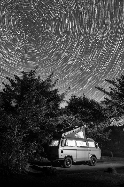 Syncro Star Trails