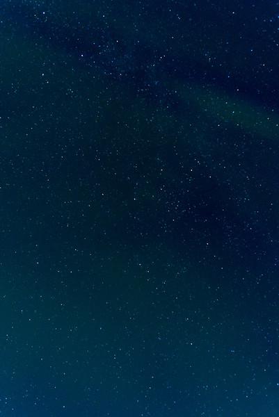 Stars in Greenland