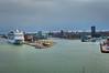Copenhagen from the Port