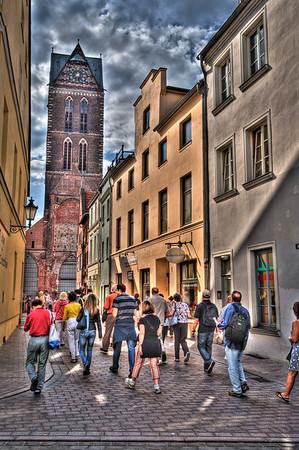 Walking Tour of Wismar