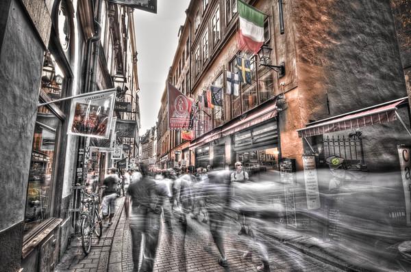 Old Town Street Scene #3