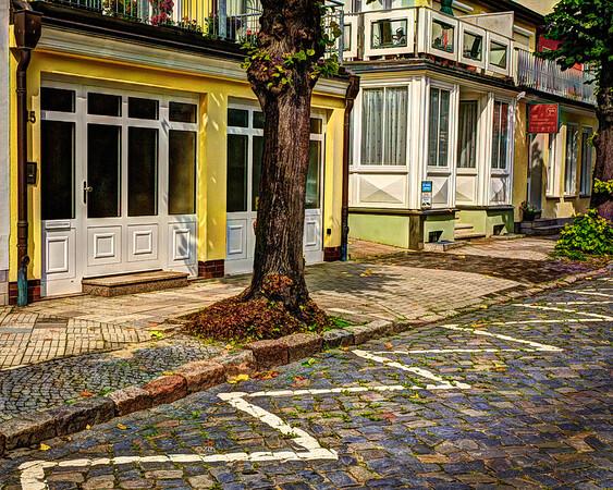 Warnemunde Street Scene #3