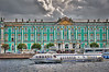 Winter Palace from Neva River