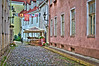 Tallinn Old Town Street Scene #1