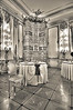 Catherine's Palace Decor, Monochrome