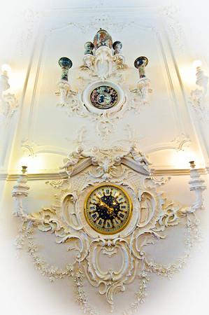 Stairwell Clock