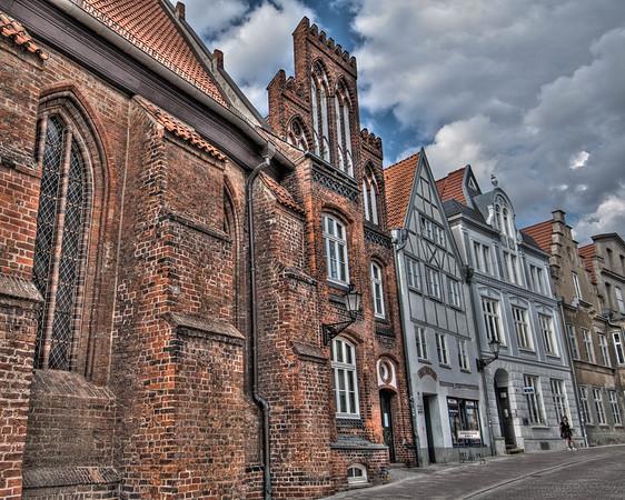 Wismar Street Scene #2