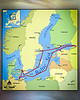 Baltic Sea Cruise Map