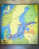 Baltic Sea Cruise Map