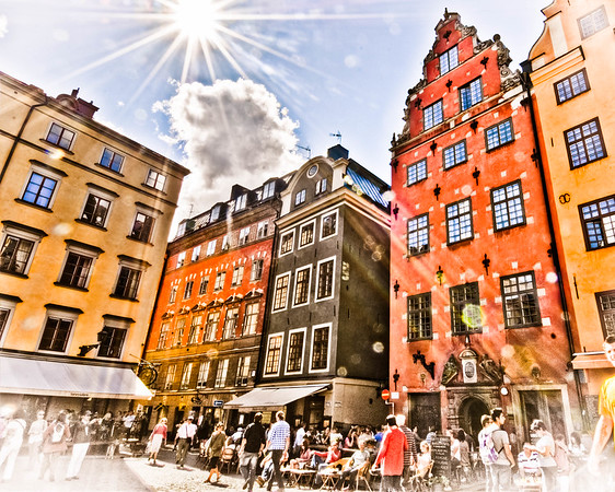 Central Square, Stortorget, Old Town