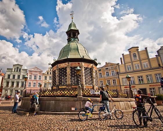 Wismar Town Square #1
