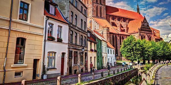 Wismar Street Scene #3