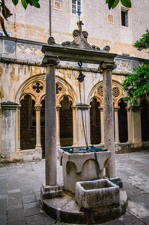 Courtyard Well