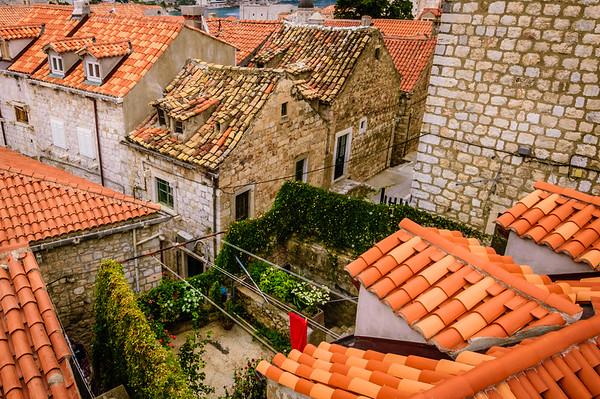 Garden and Rooftops