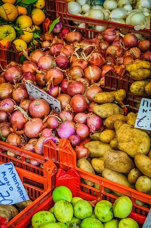 Corfu Farmer's Market #8