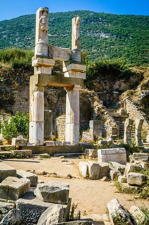 Ephesus Ruins #3