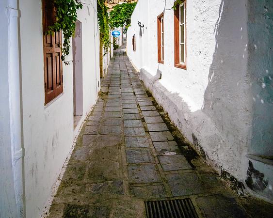 Lindos Street View #2