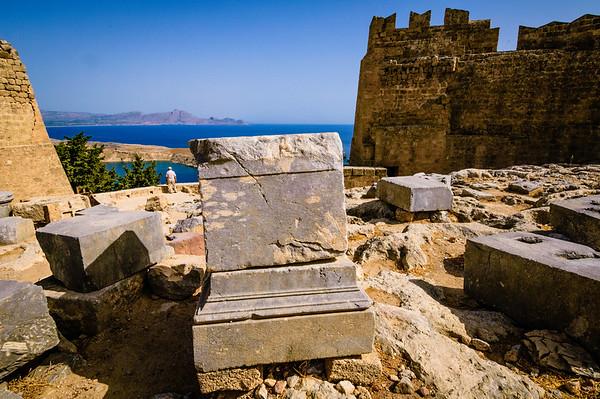 Acropolis Ruins #1