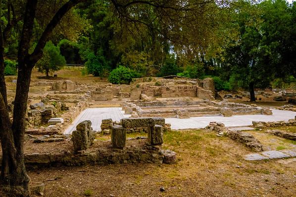 Olympia Ruins #2