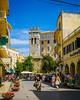 Corfu Street Scene #1