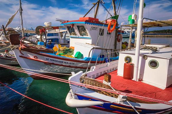 Fishing Boats #1