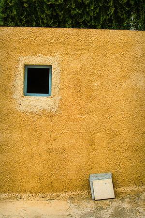 Window and Tiles, Stylized