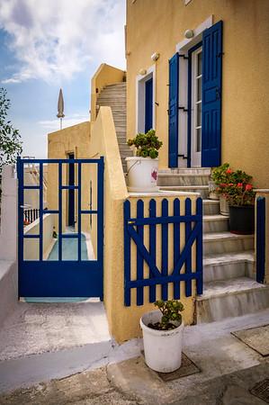 Santorini Home #9