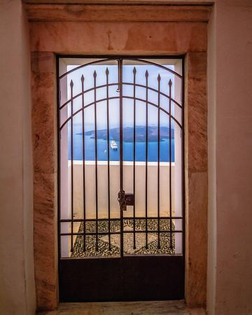 View Through the Gate #1