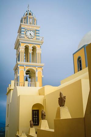 Santorini Church #8