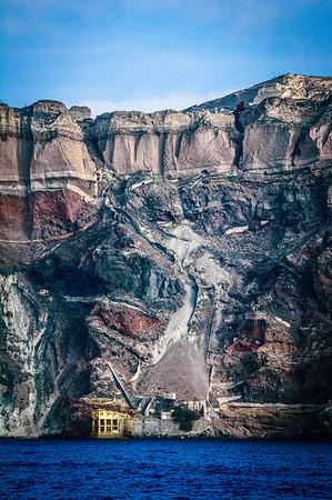 Santorini Mine