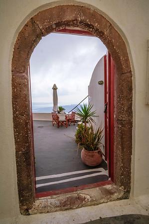 Doorway View