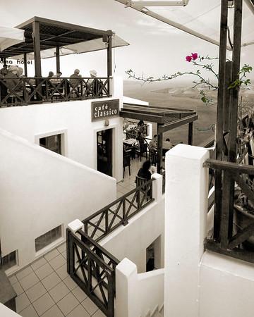 Cafe Classico, Monochrome Almost