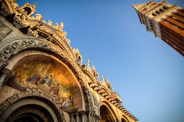San Marco Basilica and Campanile
