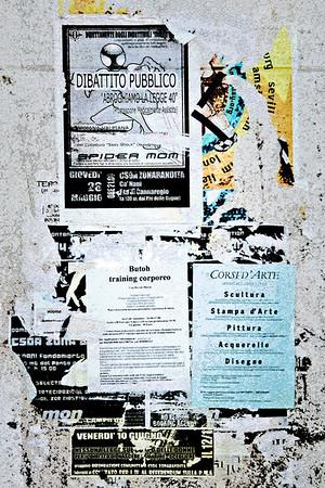 Venetian Posters #1