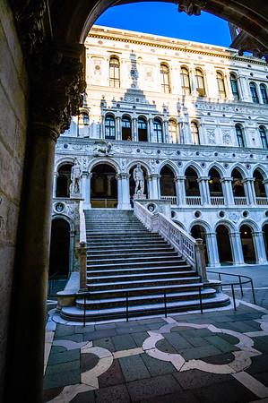 Doge's Palace Architecture