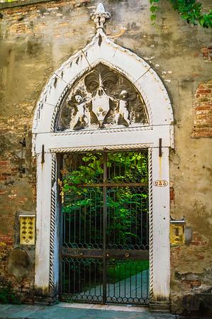 Gate at 233