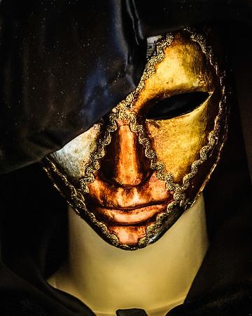 Haunting Mask