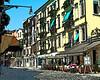 Ristorante Vesuvio Pizzeria, Stylized