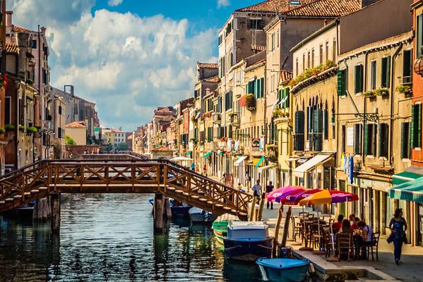 Venice Street Scene #5