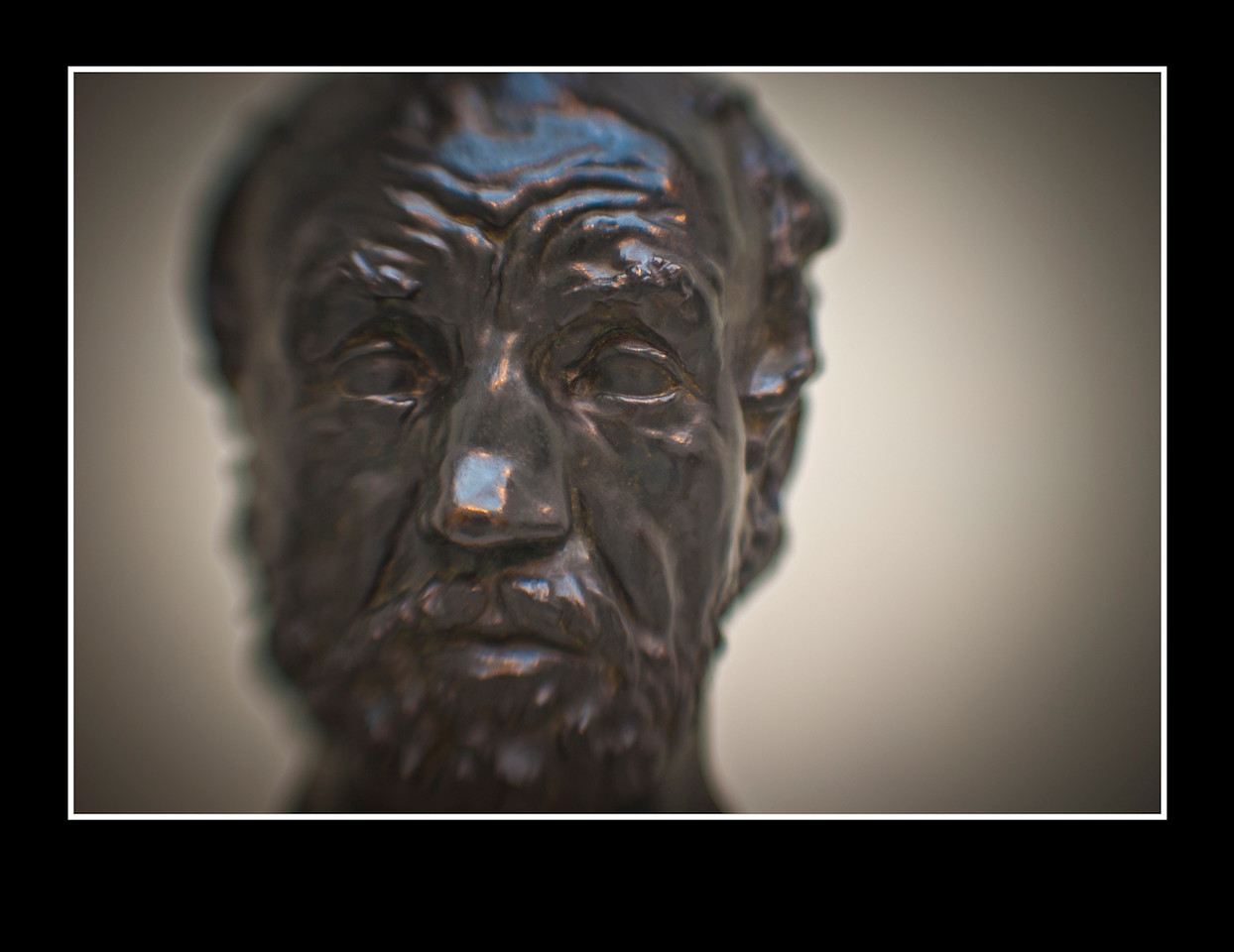 Rodin by Camille Claudel