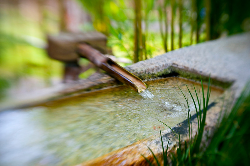 Japanese Water Fountain