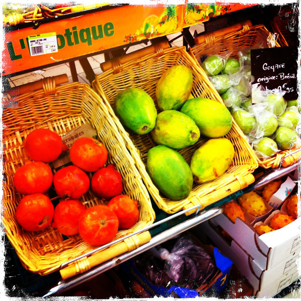 Le Carrefour Des Fruits