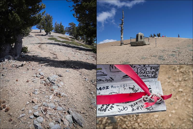 ↗️ Mt Baden-Powell