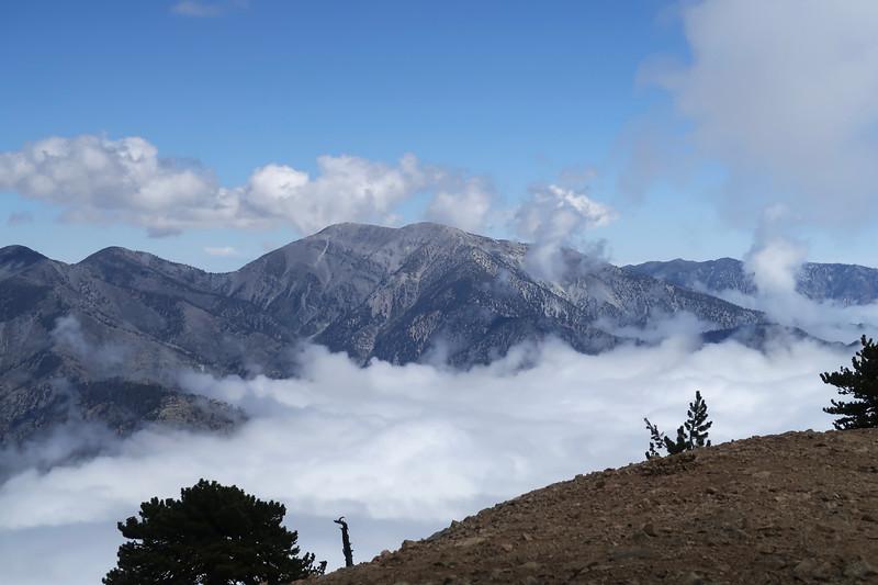 Mt Baldy + West Baldy