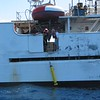 Argo float deployment from the NOAA Ship Ka'imimoana